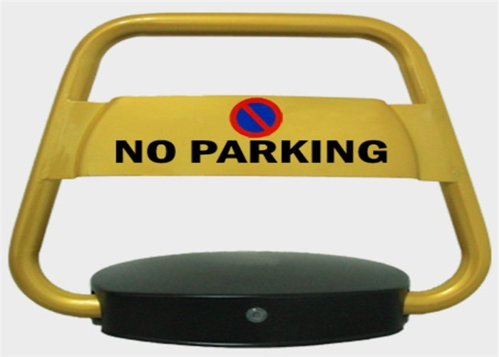 Automatic Anti - collision Car Parking Lock For Access Control System