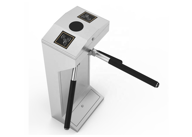 Card Swiping IP54 60W 510mm Arm Tripod Turnstile Mechanism