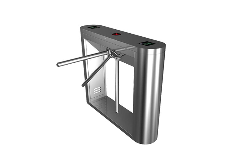 1.2mm SS304 35persons/min Access Control Tripod Turnstile